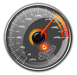 Hitrost strežnika