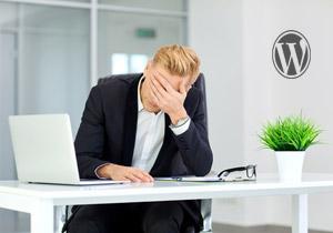 Najpogostejše napake pri uporabi WordPressa