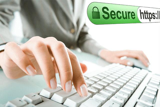 Varna HTTPS povezava